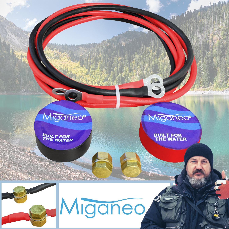 Miganeo Verlängerungskabel 1,5m für Elektromotor