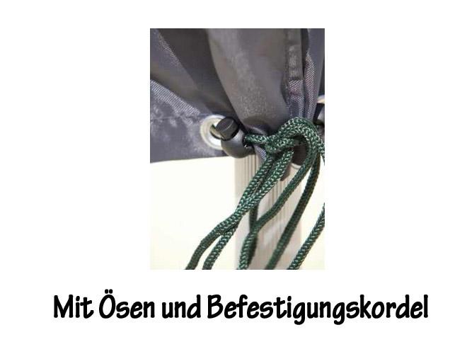 Miganeo Schutzhülle Deluxe für Gartenstühle 65x65x80/120 cm Oxford 420 D