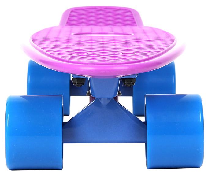 Miganeo®  Retro Skateboard lila 101082