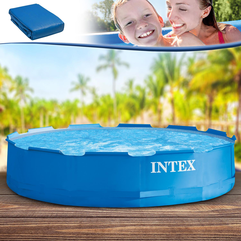 Intex Frame Ersatzfolie für Pool 457x122 blau