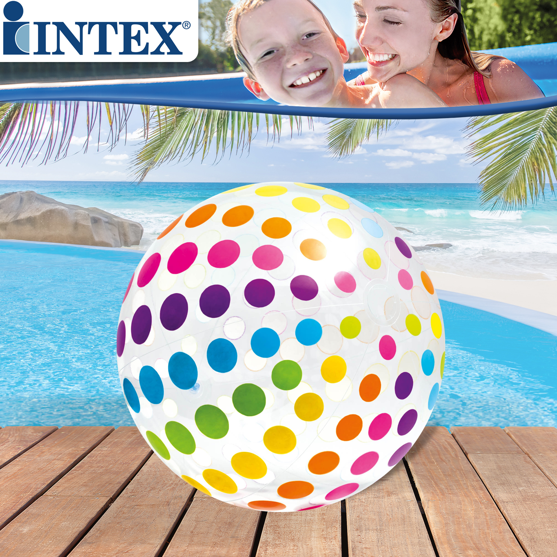 INTEX Jumbo Pool Wasserball 107 cm 59065