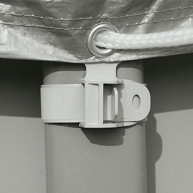 Intex Ø 488 cm Deluxe Abdeckplane für Frame-Pool