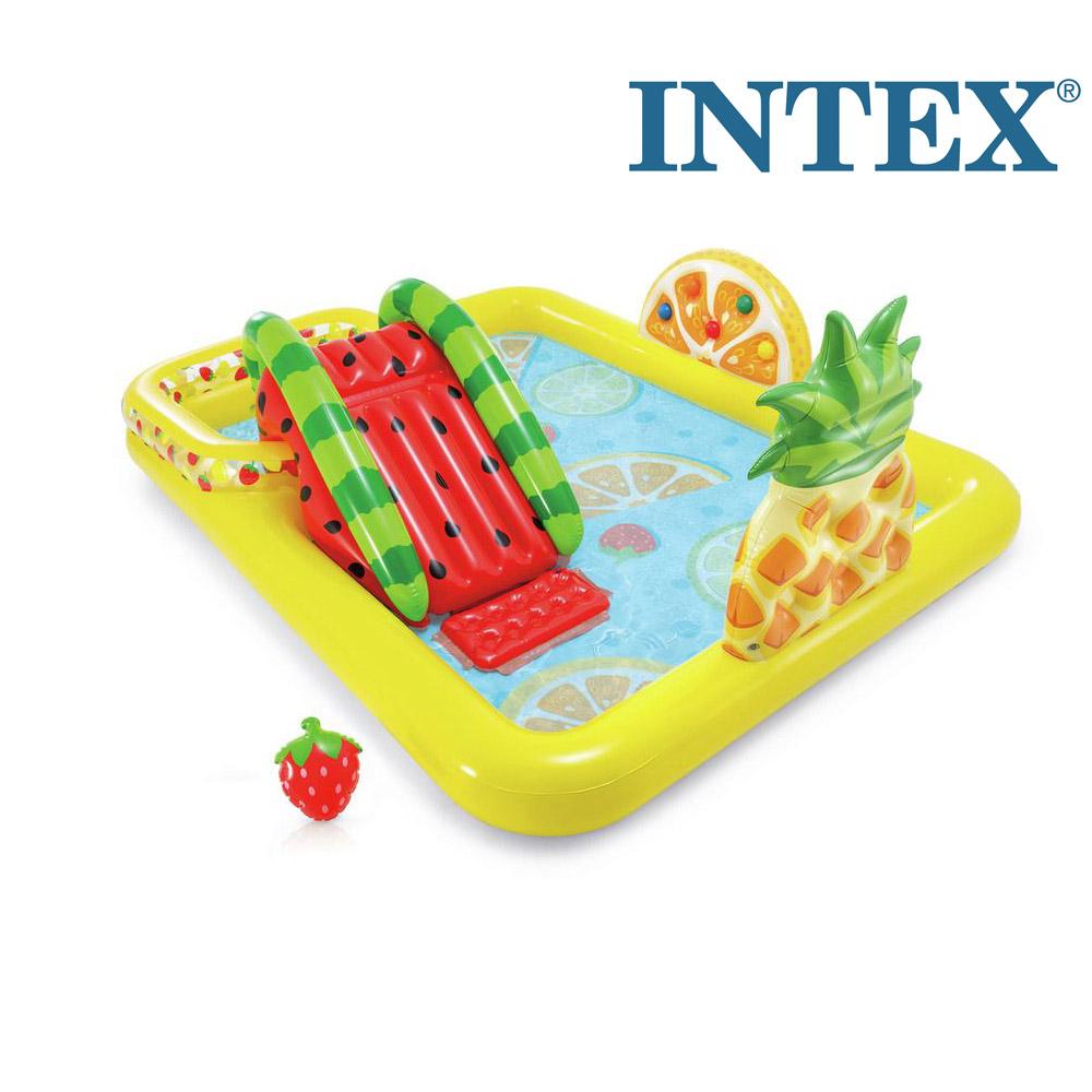 Intex 157158NP - Fun 'n Fruity Play Center 244 x 191 x 91 cm