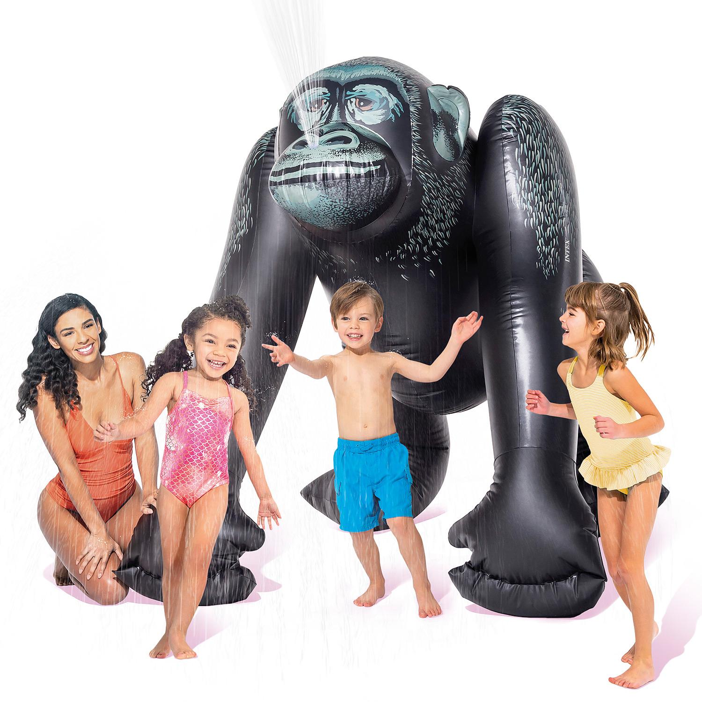 INTEX Giant Gorilla Sprinkler 170 x 170 x 185 cm