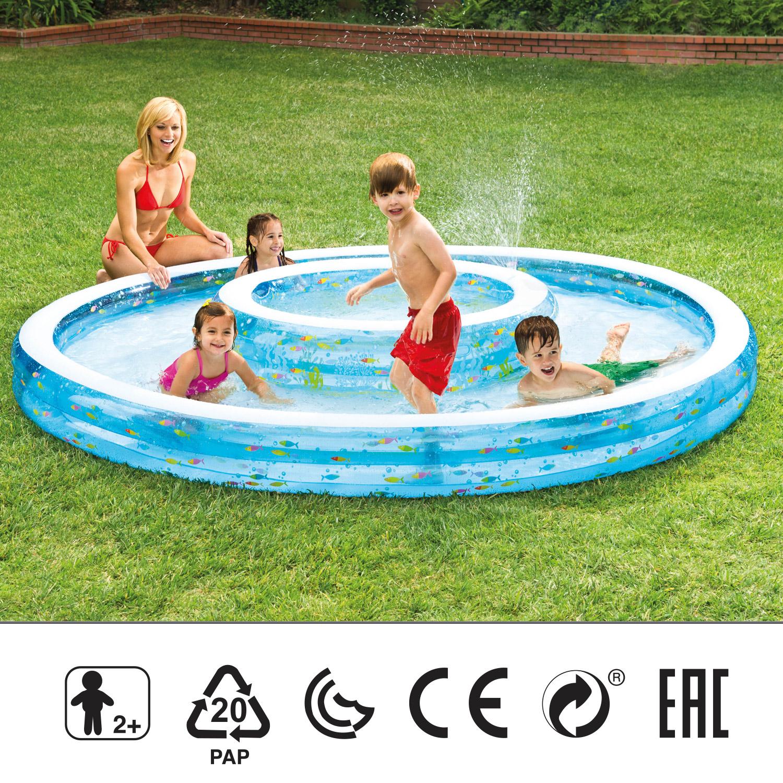 Intex Wishing Well Kinder Pool Ø 279 x 36 cm