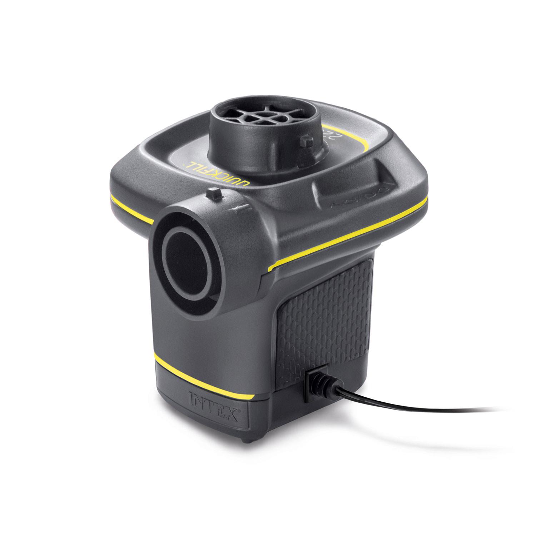 Intex Luftpumpe Quick Fill 230/12V elektrische Luftpumpe
