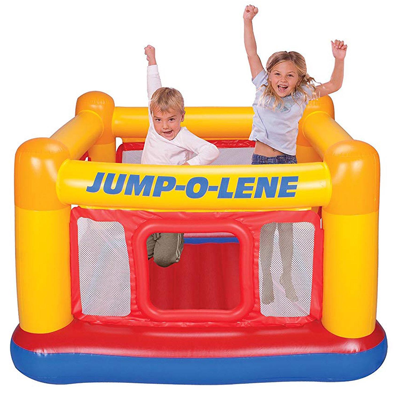 INTEX Riesen Spielhaus Jump-O-Lene 174 x 174 x 112 cm