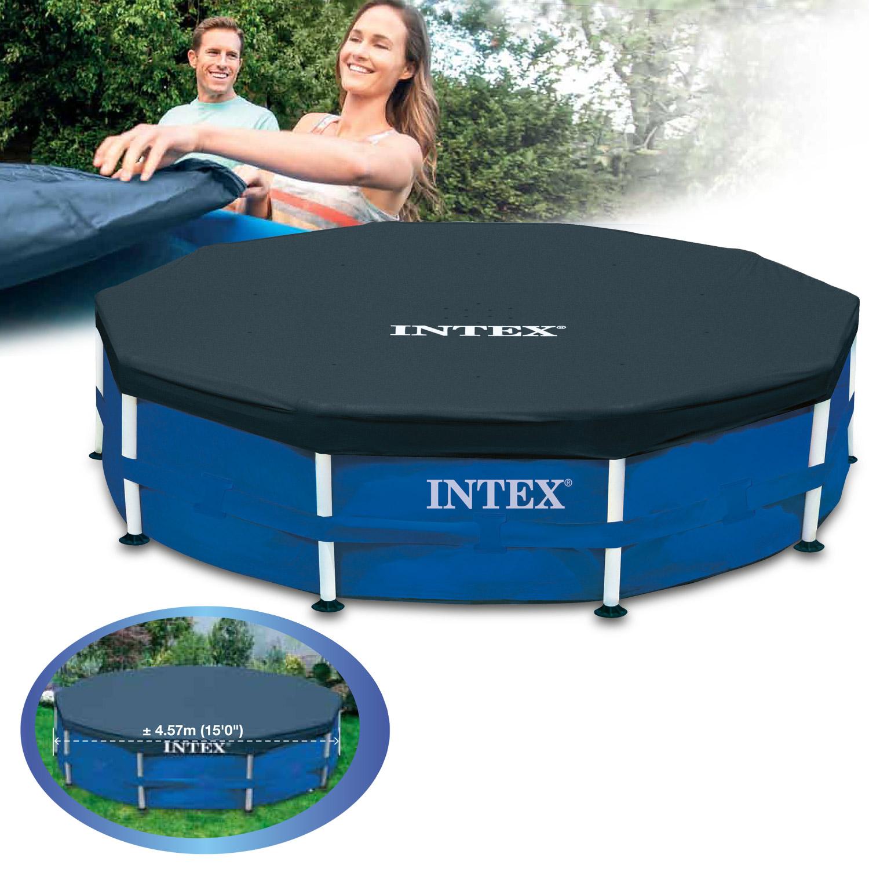 Intex Pool Frame Abdeckplane 457 cm