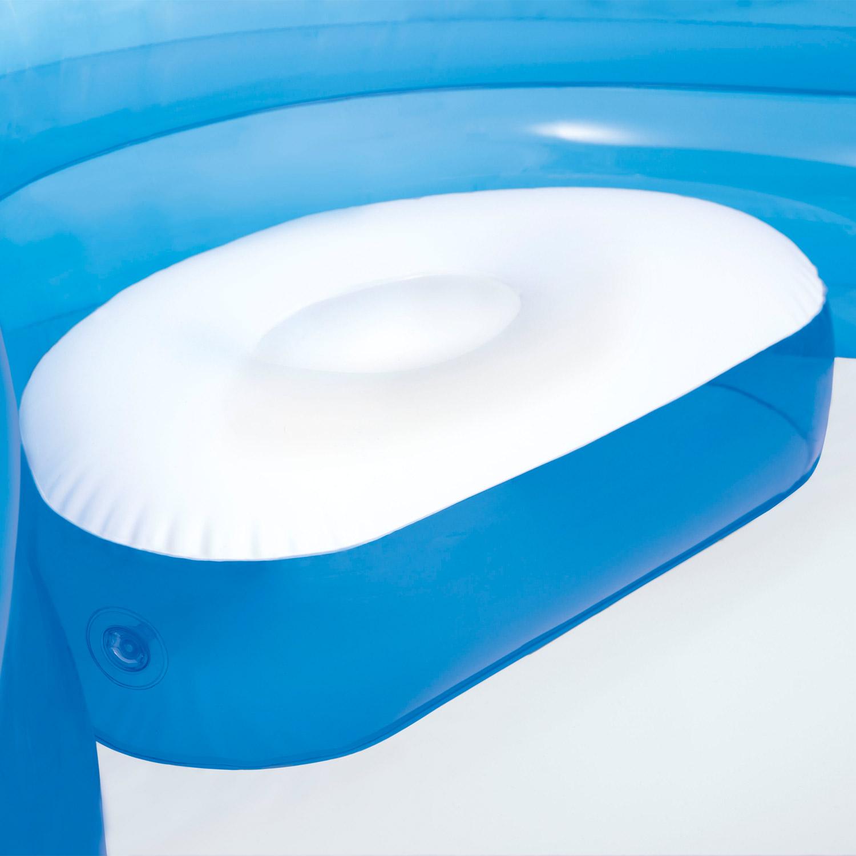 Intex Planschbecken Family Lounge - 229x229x66 cm