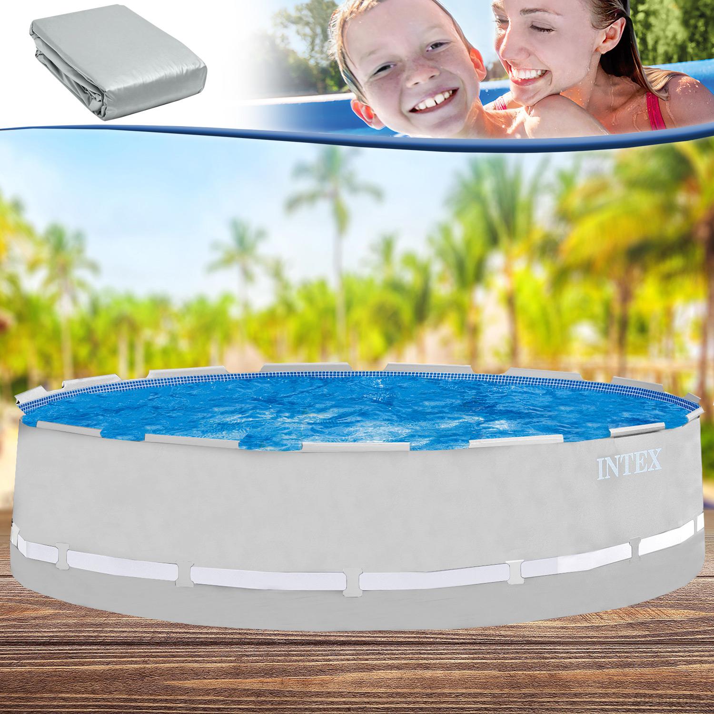 Intex Frame Ersatzfolie für Pool 457x122 hellgrau