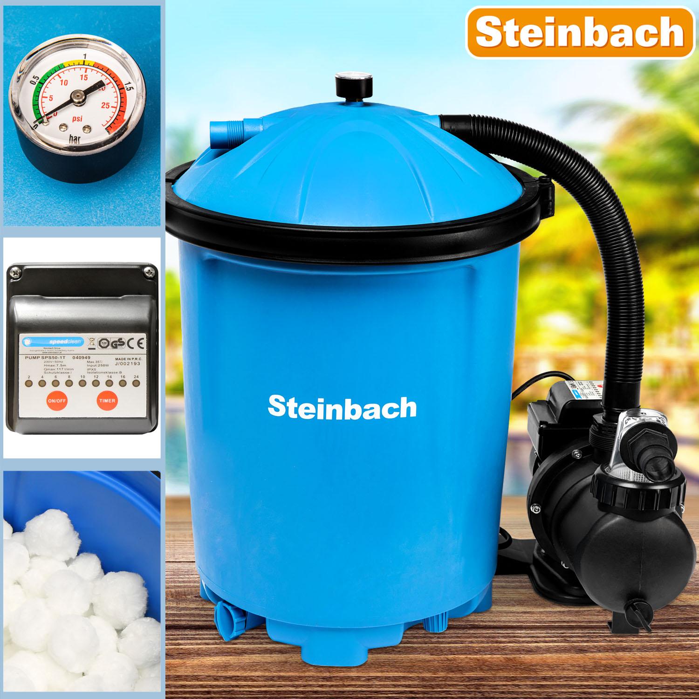 Steinbach Filteranlage Active Balls 75