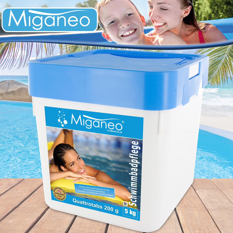 Miganeo® Quattrotabs 200g organisch, 5 kg