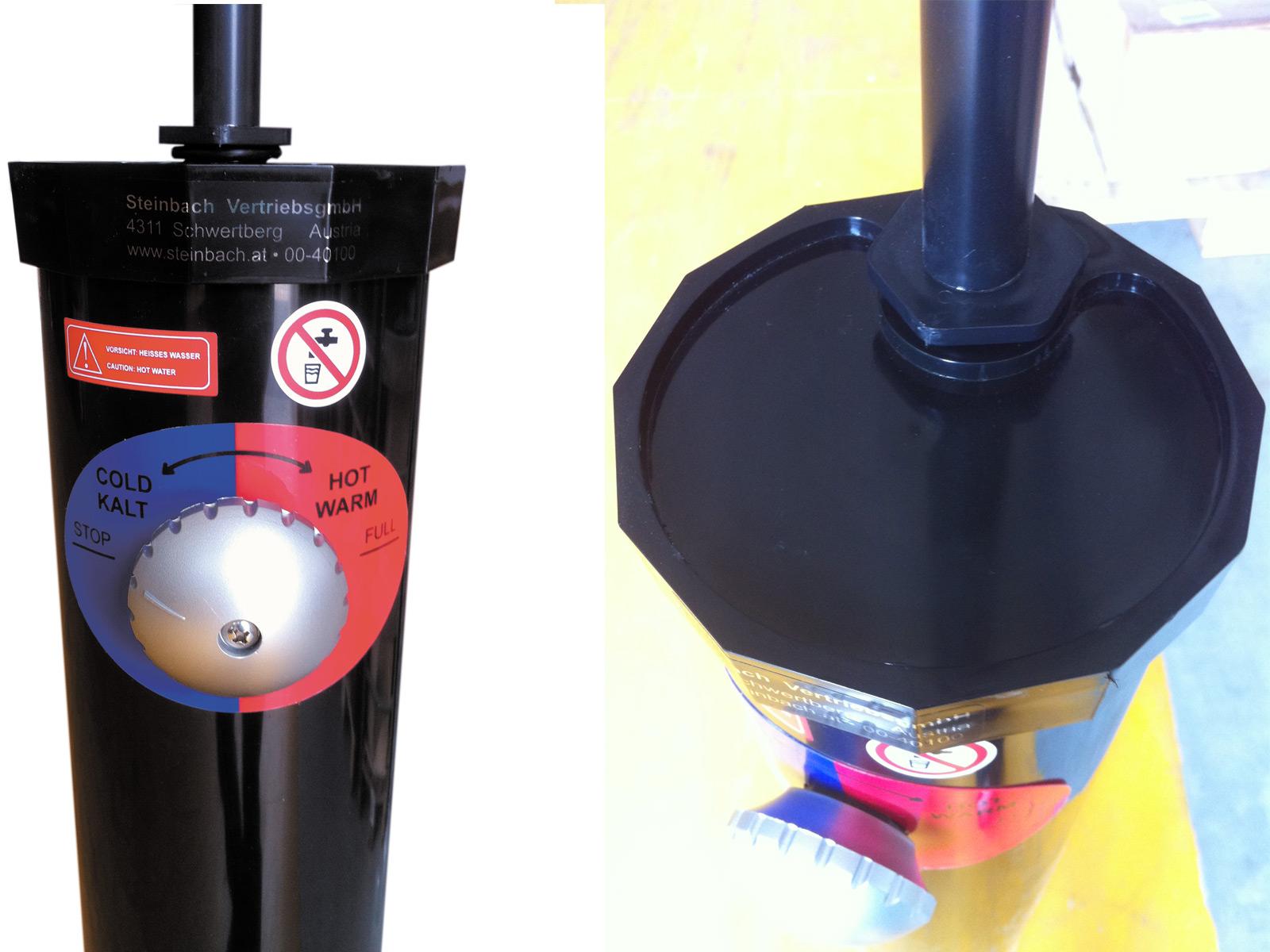 049005 Speedshower Solardusche - 9 Liter