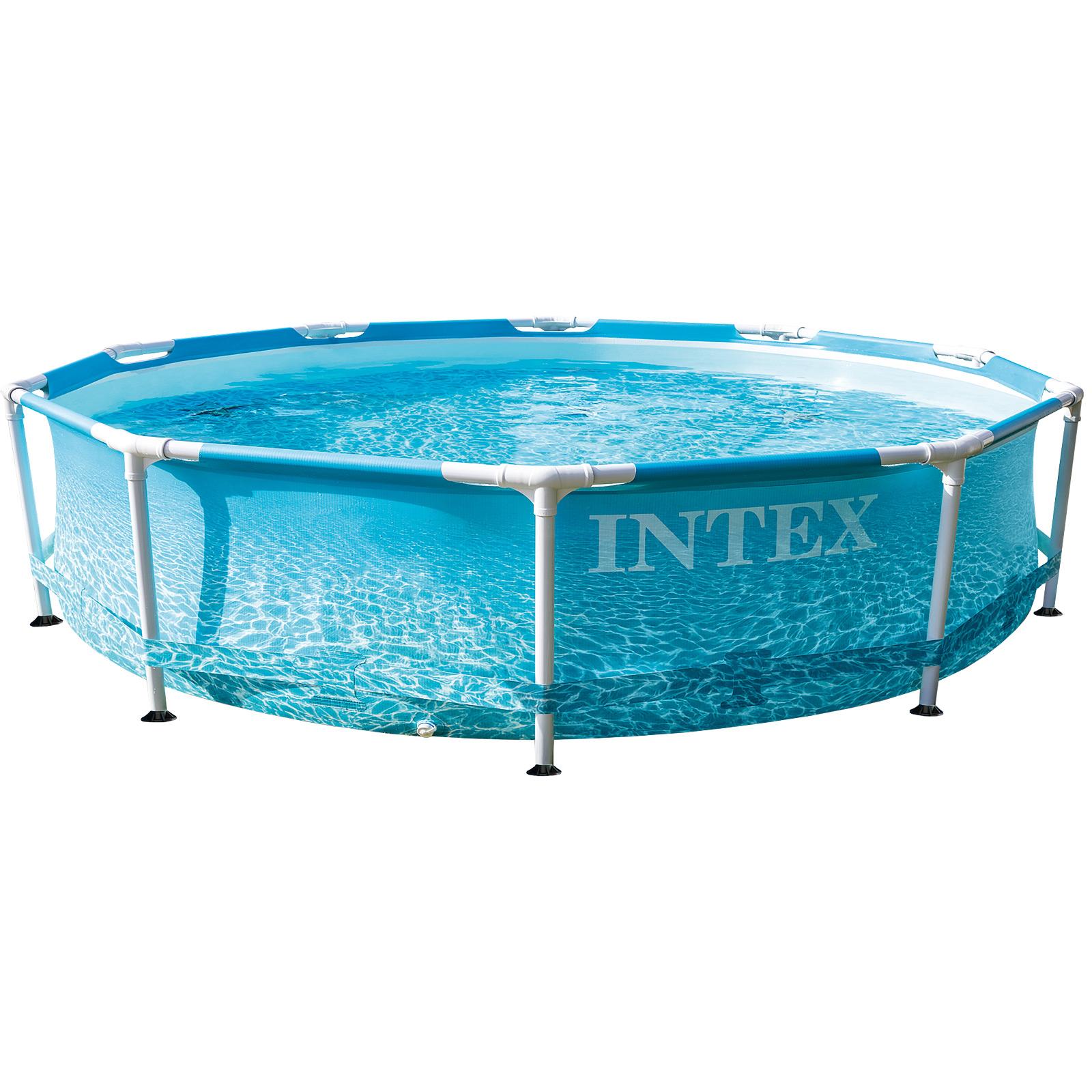 Frame Pool Set Beachside Ø 305 x 76 cm - ohne Zubehör