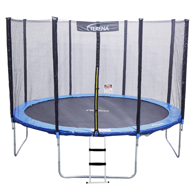 Trampolinleiter mit 97 cm Höhe