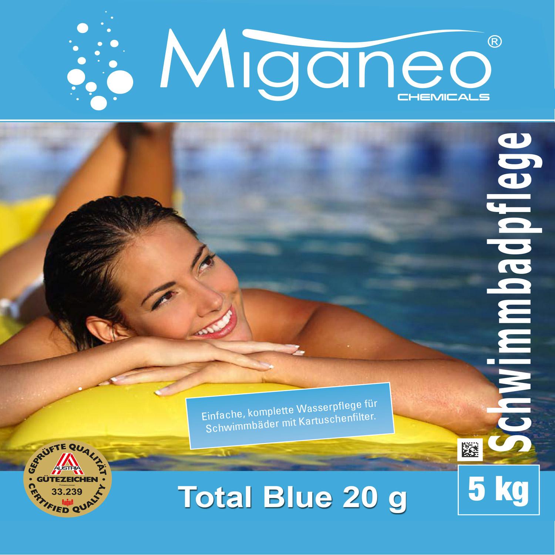 Miganeo® Blue Power Tabs 2 x 5kg  Multitabs 5 in 1