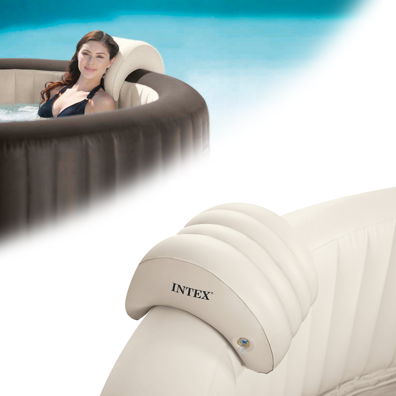 Intex Kopfstütze aufblasbar für Whirlpool