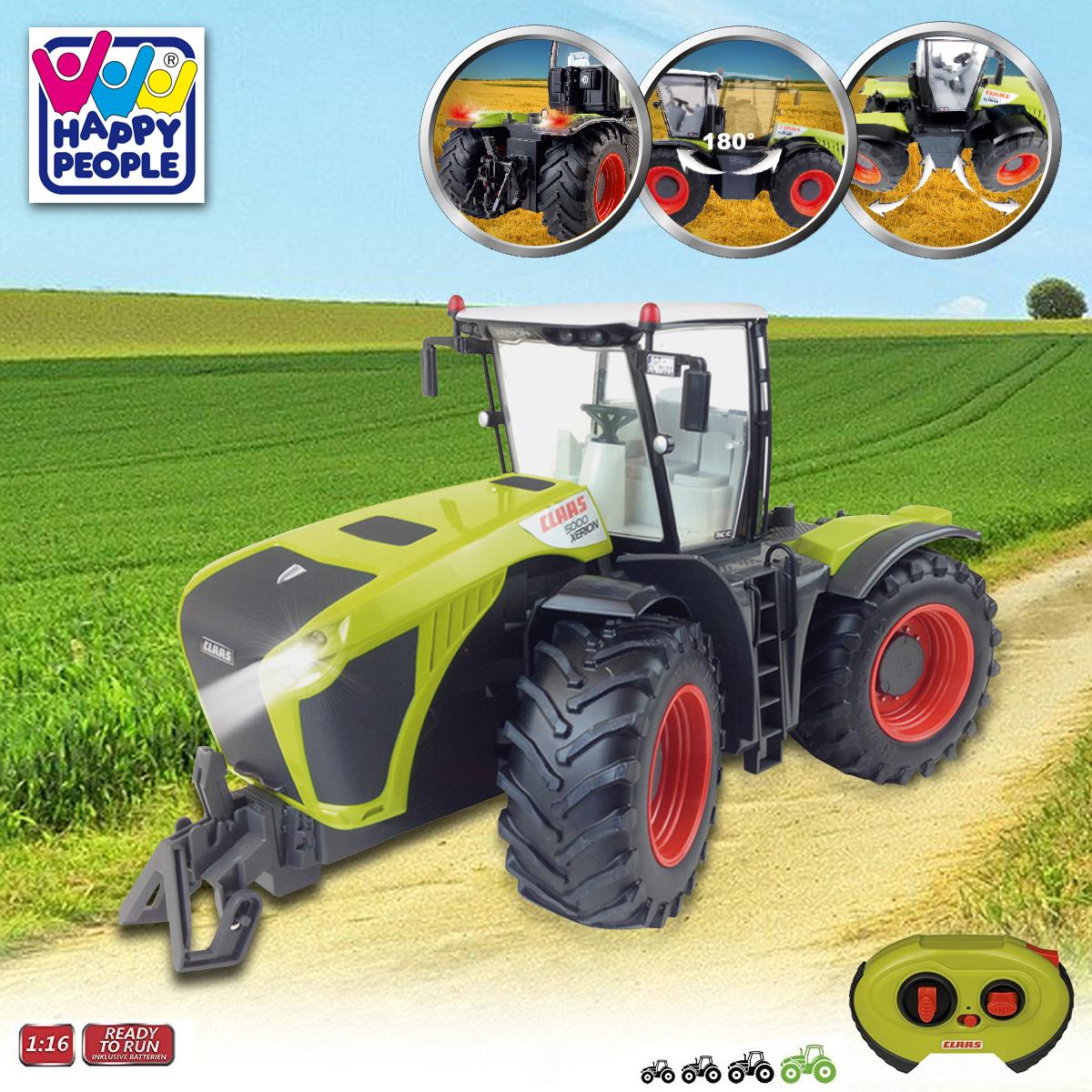 Happy People 34428 CLAAS Traktor XERION 5000 TRAC VC