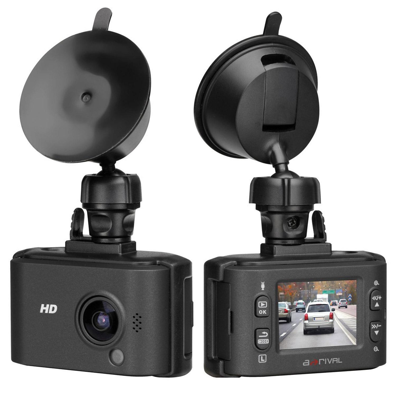 a-rival Car Cam Kamera 2,1 Megapixel, 3,8 cm/1,5 Zoll Display, 512MB