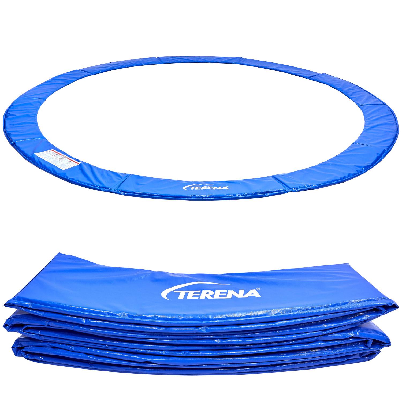 Terena® Federabdeckung Randabdeckung für Trampolin 430 cm