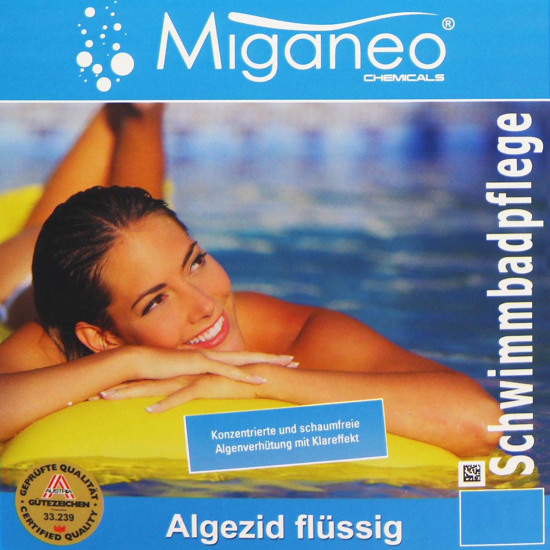 Miganeo 20l  Algezid zur Algenvernichtung für Pool
