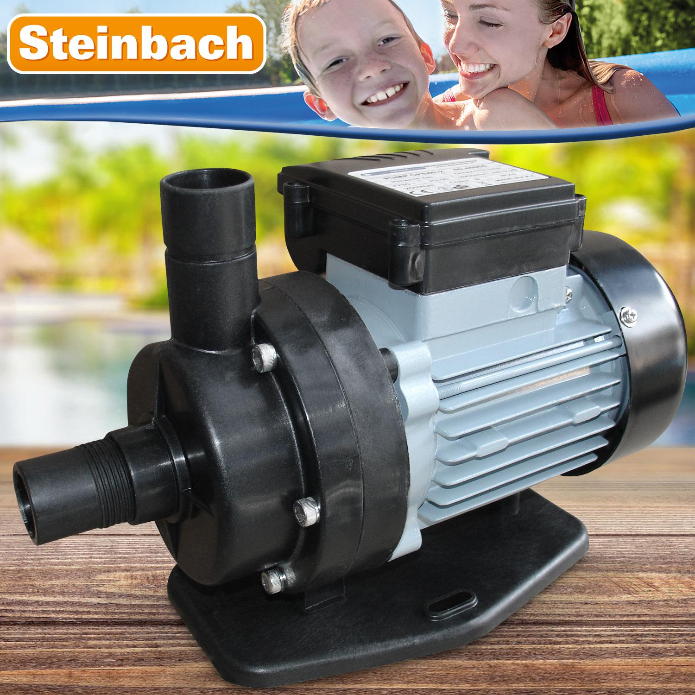 Ersatz Filterpumpe für Sandfilteranlage Steinbach Classic 250N und Miganeo Dynamic 6500