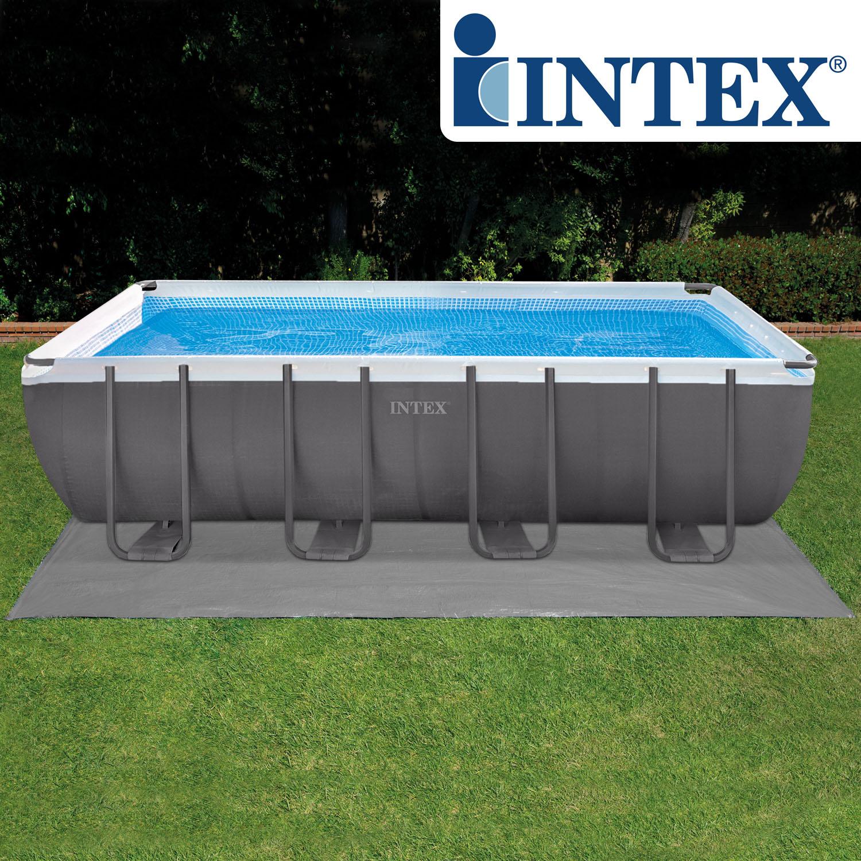 Intex Bodenschutzplane für Pool 549 x 274 x 132cm