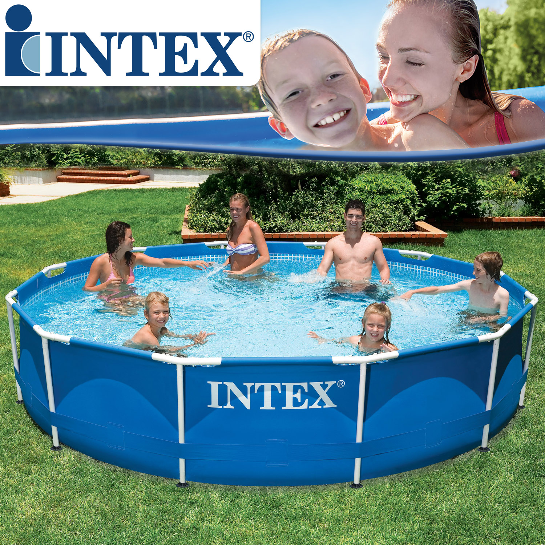 Intex 366x76 cm  Frame Pool Set Rondo