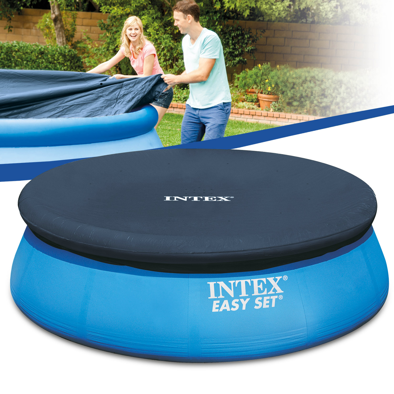 Intex Abdeckplane Easy Set Pools® Ø 244cm