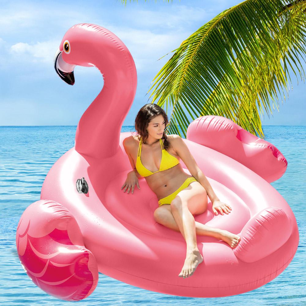 Intex 56288EU Mega Flamingo Island 2.18m x 2.11m x 1.36m