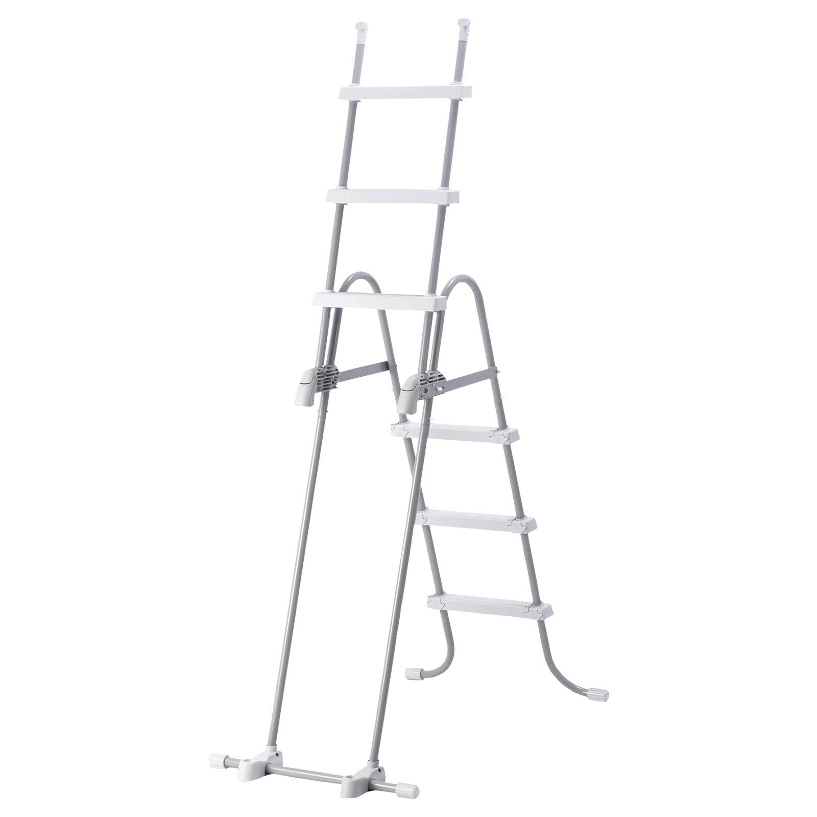 Intex Sicherheitsleiter für Pools von 91 bis 107 cm Höhe 28075