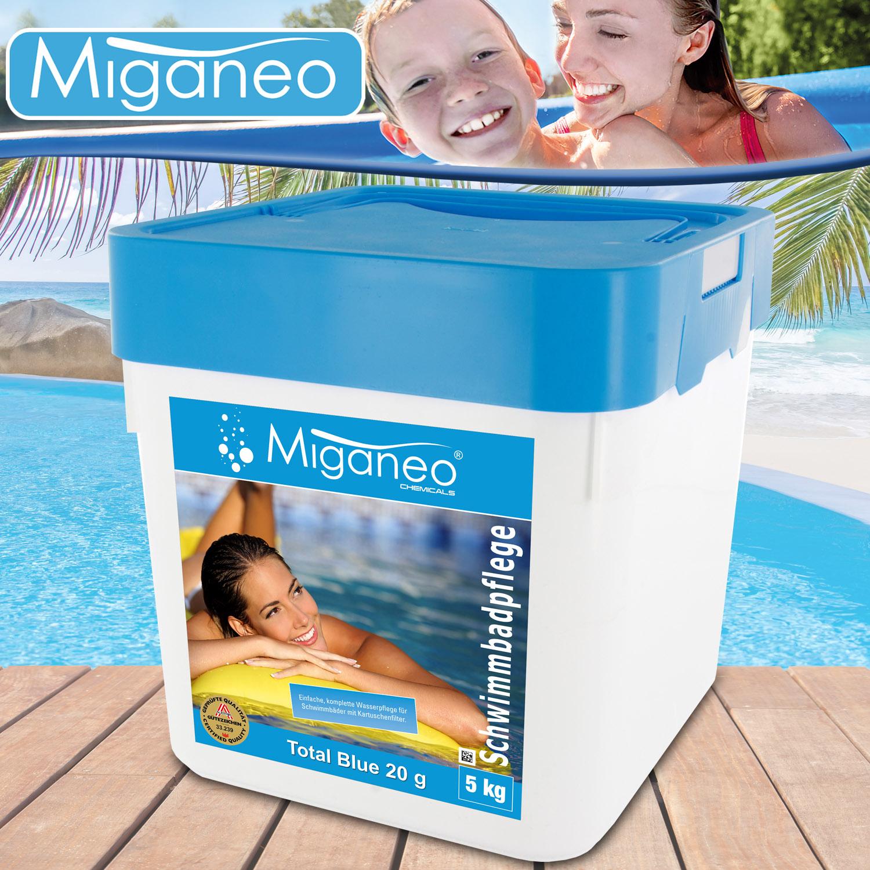 Miganeo® Blue Power Tabs 5kg  Multitabs 5 in 1