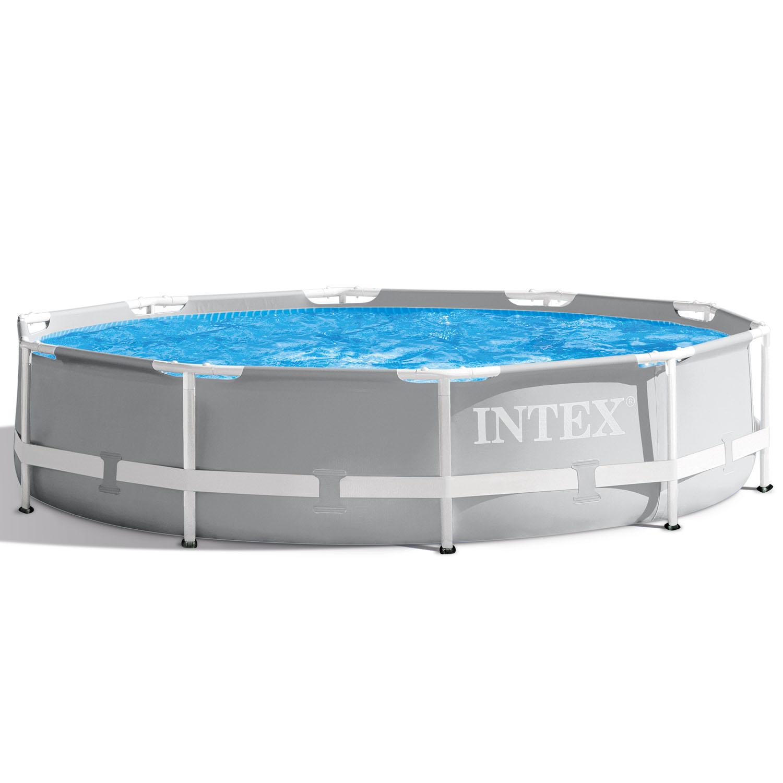 Intex Prism Frame Pool Rondo Ø 305x76 cm