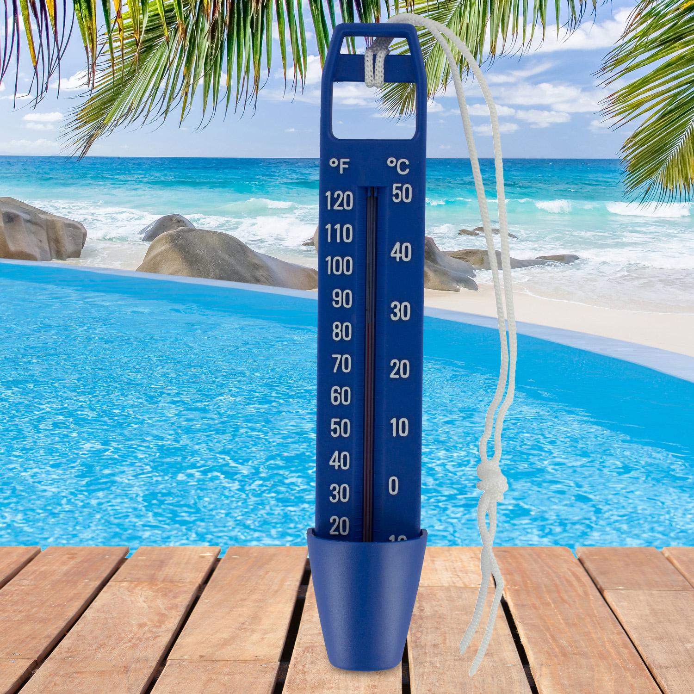 Steinbach XXL Thermometer für Pool und Schwimmbad 61300