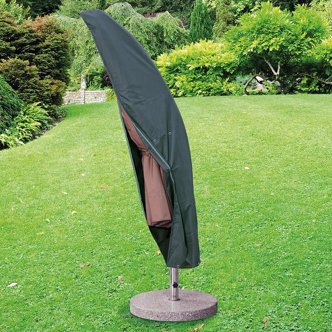Miganeo Schutzhülle Deluxe für Ampelschirm Ø 200-400 cm Oxford 420 D
