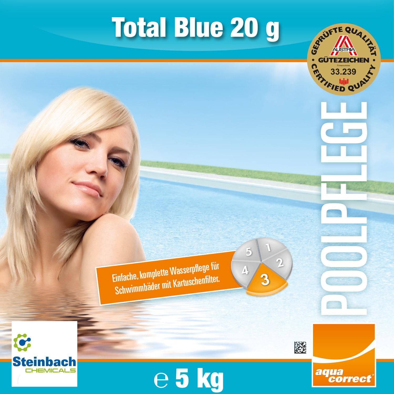 Steinbach 5kg Blue Power 20g Tabs 5 in 1 Multitabs Kombitabs
