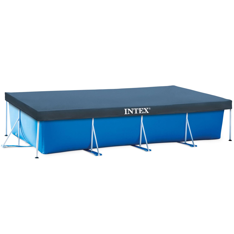 Intex Abdeckplane Frame-Pool Family 300 x 200 cm