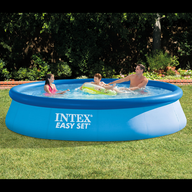Intex Swimming Pool Easy 396x84cm Ersatzpool - ohne Zubehör28143NP