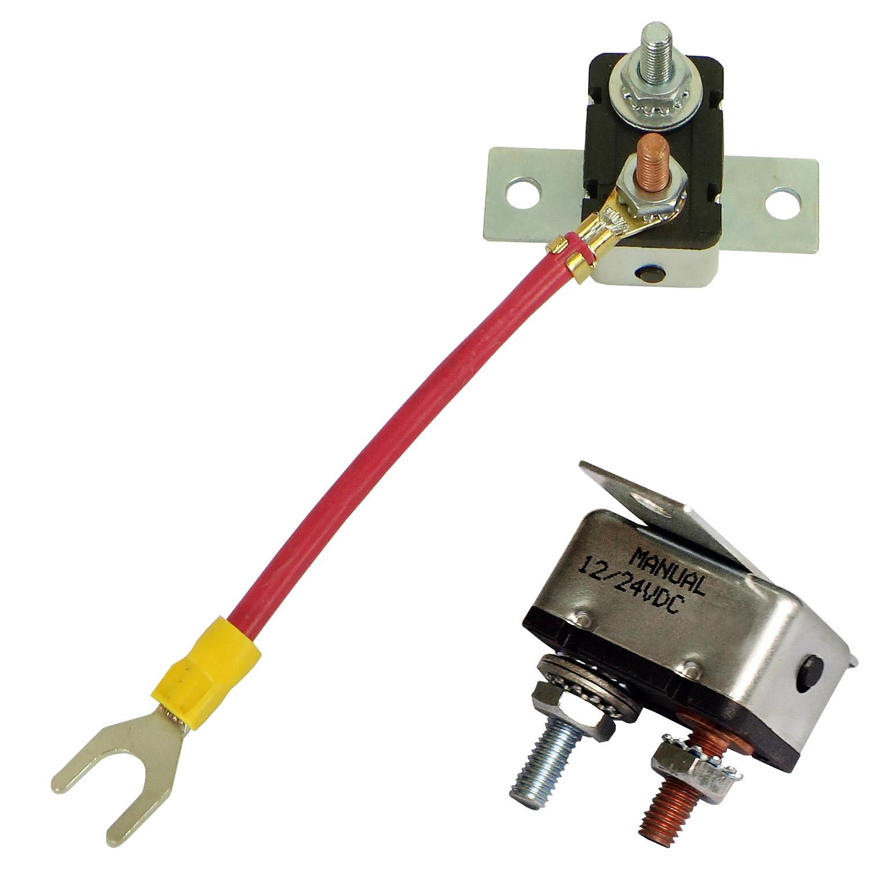 Miganeo® Schutzschalter 50A für Elektromotor NRS / TRS 55