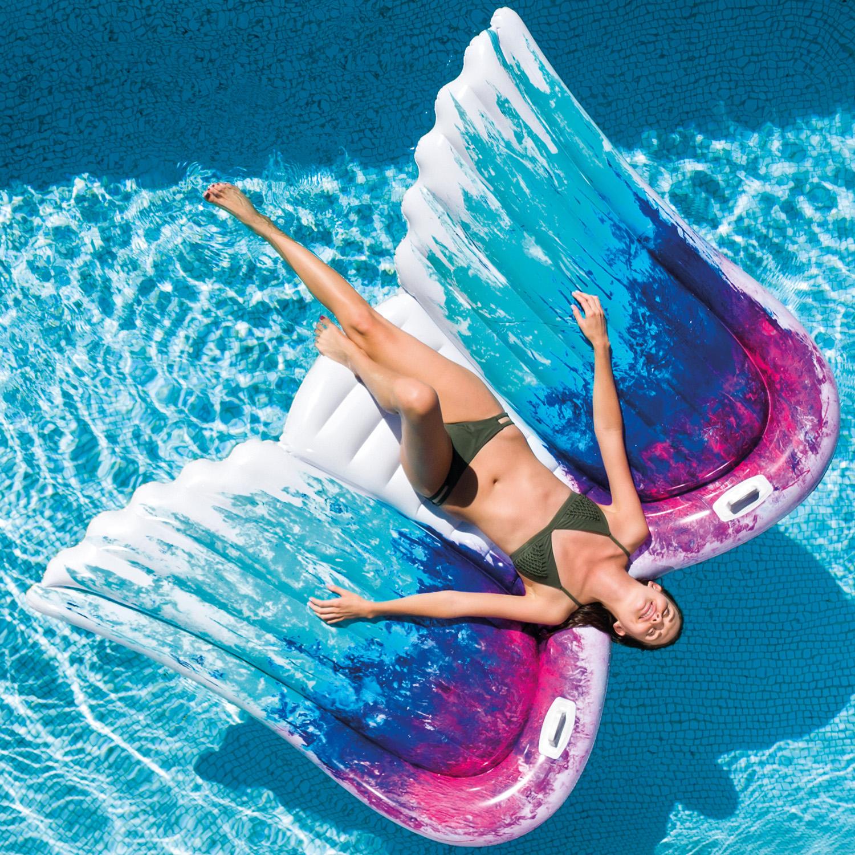 "Intex 58786 ""Angel Wings Island"" 251 x 160cm"