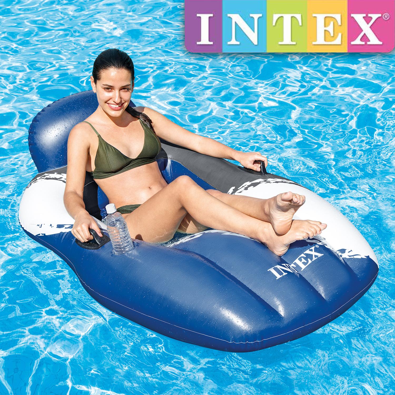 Intex Floating Mesh Lounge 163 x 104 cm