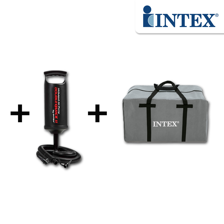 Intex 68303 Excursion Pro K1 Kajak Set 305 x 91 x 46 cm