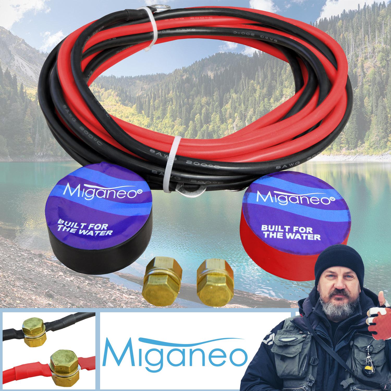 Miganeo Verlängerungskabel 3,0m für Elektromotor