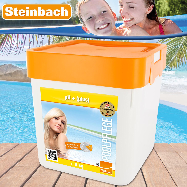 Steinbach pH Plus Granulat, 5 kg