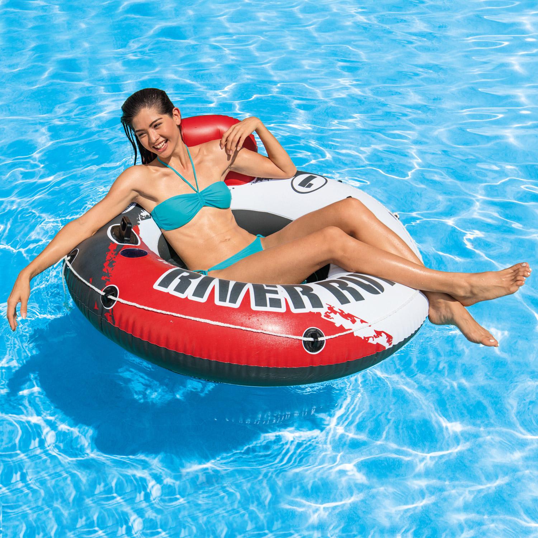 Intex 56825 Schwimmring Red River Run 1 Fire Edition Ø 135 cm