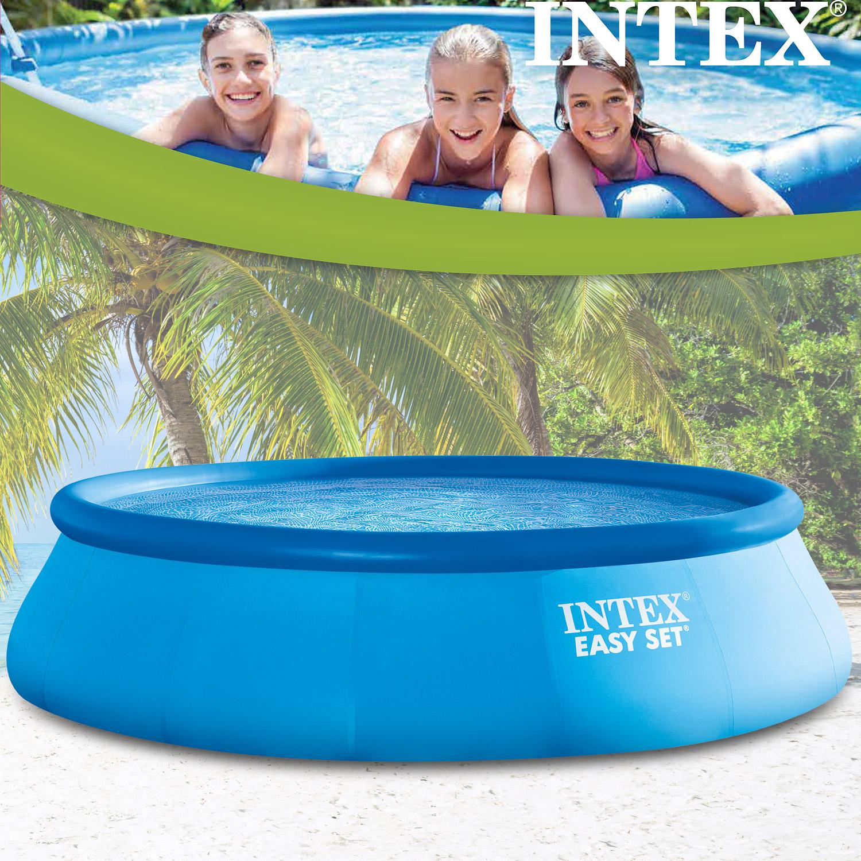Intex Easy Set Ersatz-Pool Ø 457 x 122 cm
