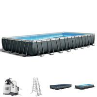 Intex Swimming Pool 975 x 488 x 132 cm Frame Pool Set