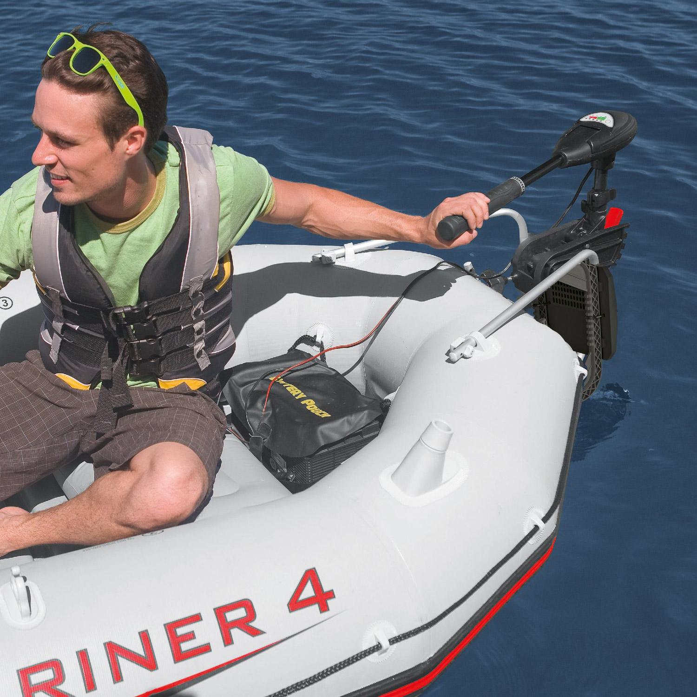 Intex Außenbord Motorbefestigung Heckspiegel Motorhalterung für Boot