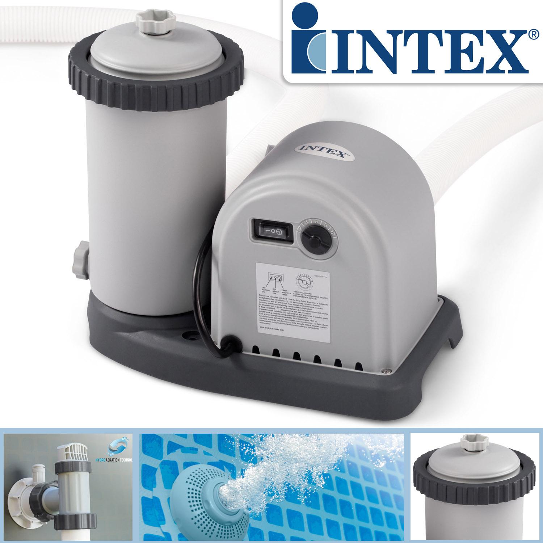 Intex Kartuschenfilter OPTIMO 636G 5678 Liter/Std.