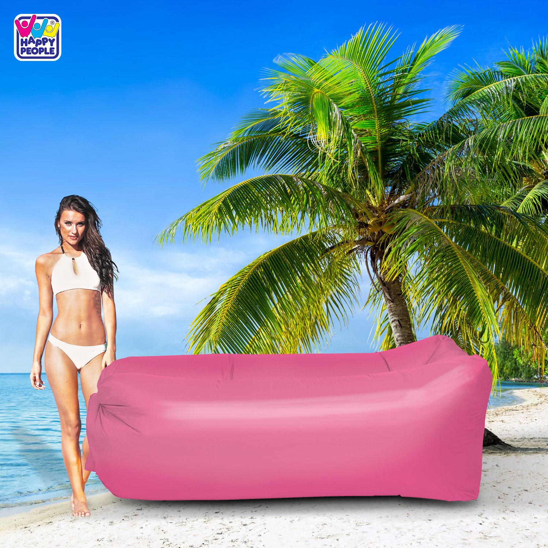 Lounger To Go 2,0® Luftmatratze pink